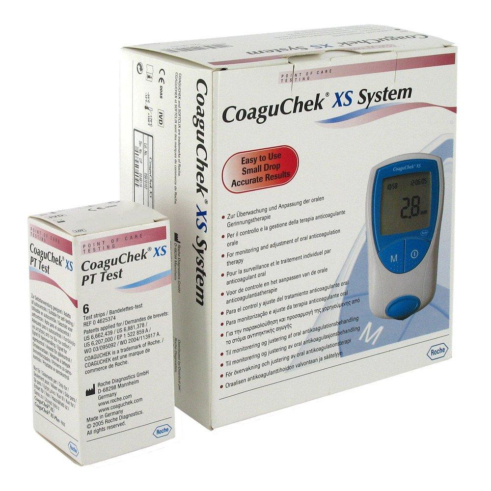 Roche Diagnostics Deutschland Coaguchek Xs Systemtasche 1 stk 01001272