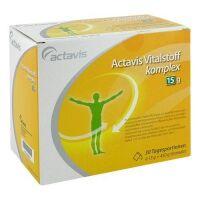 Actavis Vitalstoffkomplex 15 g Granulat