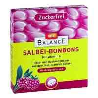 Gehe Balance Salbeibonbons zuckerfr.Himbeer G.