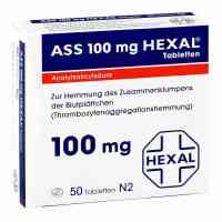 ASS 100mg HEXAL