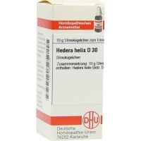 Hedera Helix D 30 Globuli