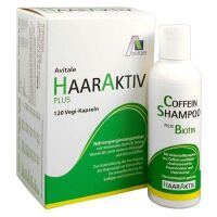 Pflegemittel-Paket Haaraktiv
