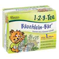 Sidroga 1.2.3 Tee B�uchlein B�r Extrakt