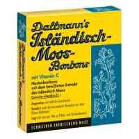 Dallmann�s Isl�ndisch Moos-bonbons zuckerfrei
