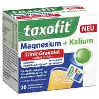 Taxofit Magnesium+kalium Trinkgranulat