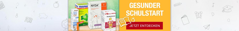 Produkte für einen gesunden Schulstart