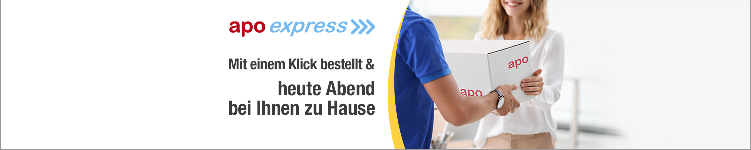 apoExpress - Same Day Delivery!