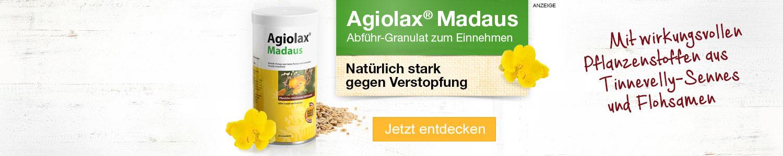 Jetzt Agiolax Madaus günstig online kaufen!