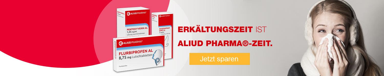 Jetzt Aliud Erkältungsprodukte günstig online kaufen!