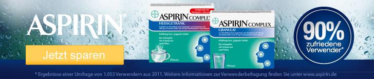 Aspirin Complex günstig online kaufen