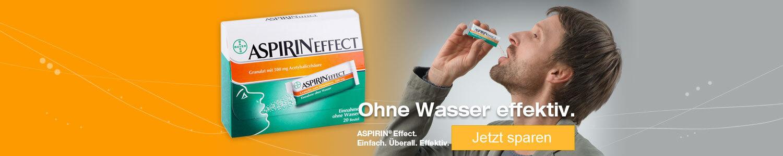 Aspirin Effect günstig online kaufen