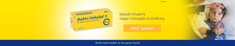 Jetzt Babix Inhalat N günstig online kaufen!