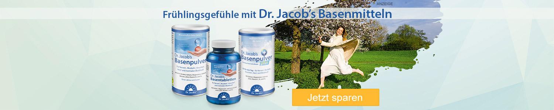 Jetzt Dr. Jacobs Produkte günstig online kaufen