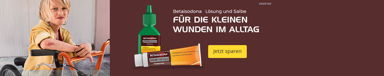 Betaisodona Produkte