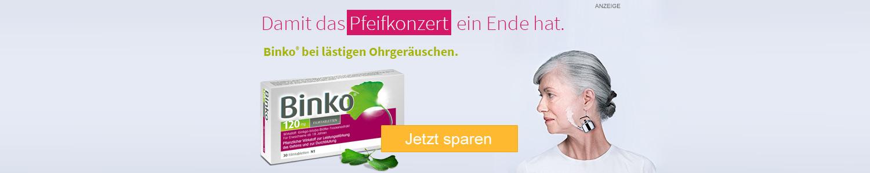 Jetzt Binko günstig online kaufen!