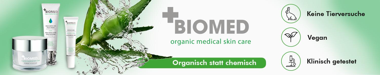 BIOMED - Organisch statt chemisch