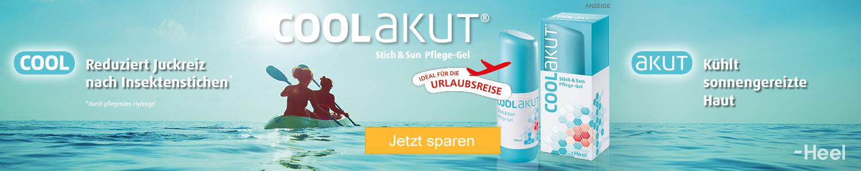 Jetzt CoolAkut günstig online kaufen!