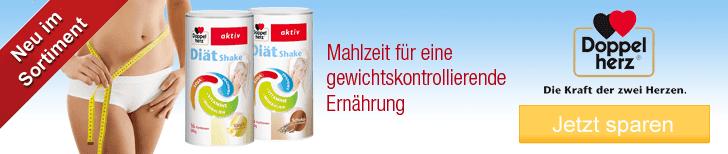 Doppelherz Diätshake günstig online kaufen
