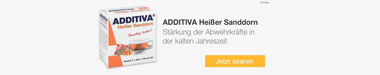 Jetzt Additiva Heisser Sanddorn günstig online kaufen!