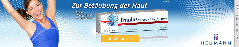 Jetzt Emulus Creme günstig online kaufen!