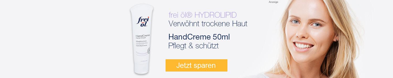 Jetzt Frei Öl Hydrolipid HandCreme günstig online kaufen!
