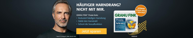 Jetzt günstig Granufink kaufen!