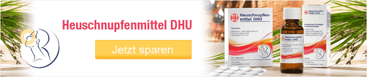Heuschnupfenmittel DHU günstig kaufen