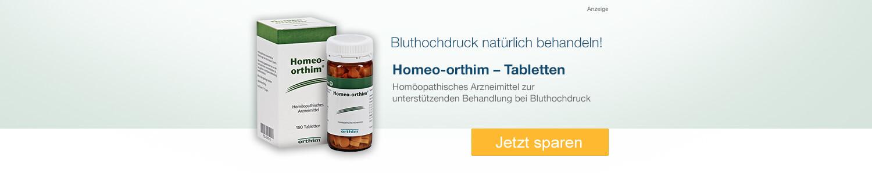 Jetzt Homeo-orthim Tabletten günstig online kaufen!