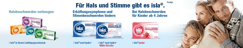 Jetzt isla-Produkte günstig online kaufen!