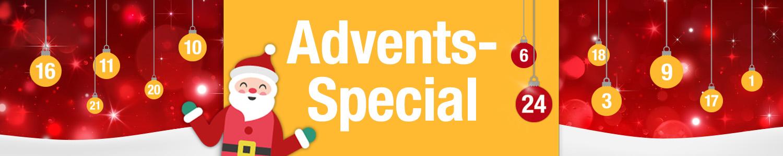 Advents-Special bei apo-discounter.de