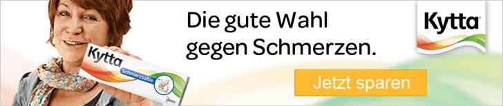 Kytta Schmerzsalbe von Merck günstig online kaufen