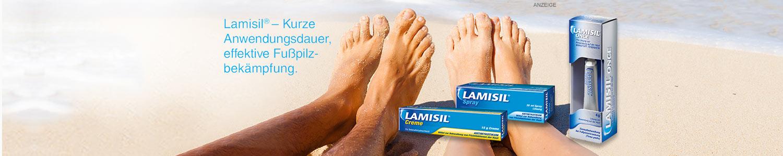 Jetzt günstig online Lamisil kaufen!