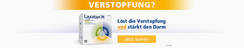 Jetzt Laxatan M günstig online kaufen!