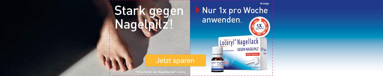 Jetzt Loceryl Nagellack günstig online kaufen!