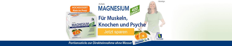 Jetzt Magnesium Sticks günstig online kaufen!