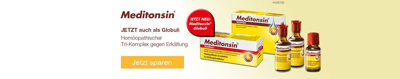 Jetzt günstig online Meditonsin kaufen!