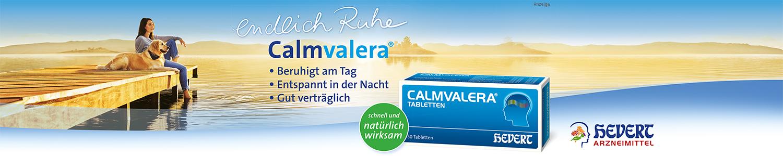 Hevert Arzneimittel Calmvalera
