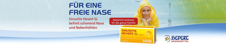 Hevert Arzneimittel Sinusitis