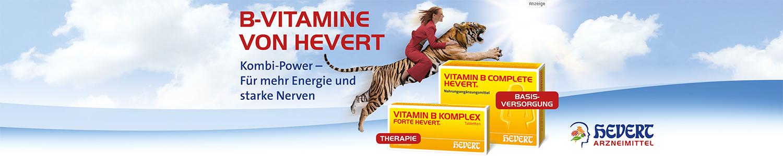Hevert Arzneimittel Vitamin B