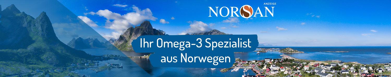NORSAN - Ihr Omega-3 Spezialist aus Norwegen