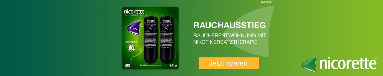 Jetzt Nicorette Sprays günstig online kaufen!