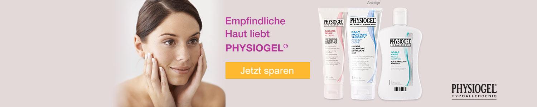 Jetzt günstig online Physiogel kaufen!