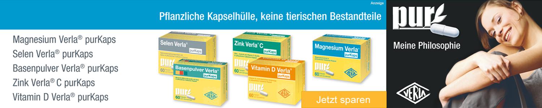 Jetzt purKaps Produkte von Verla günstig online kaufen!
