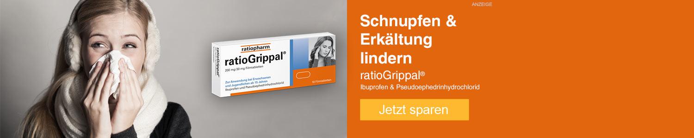 Jetzt ratioGrippal günstig online kaufen!