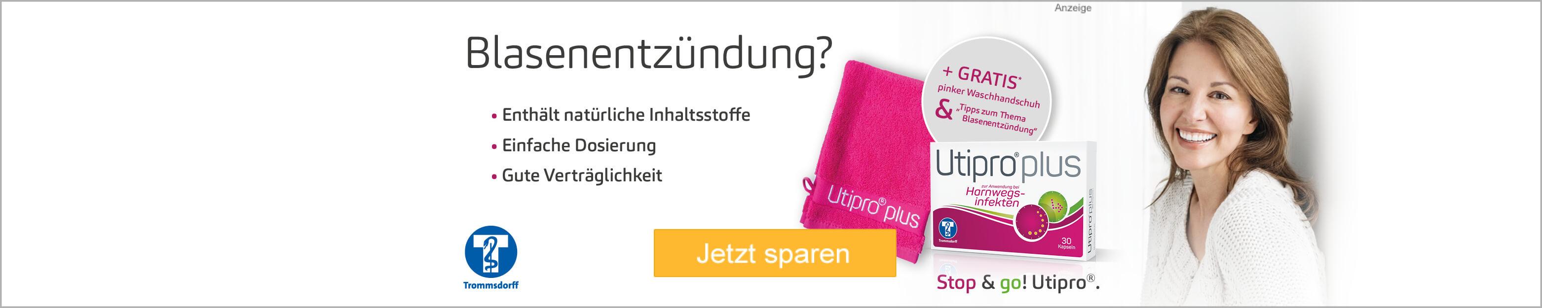 Jetzt Utipro günstig online kaufen!