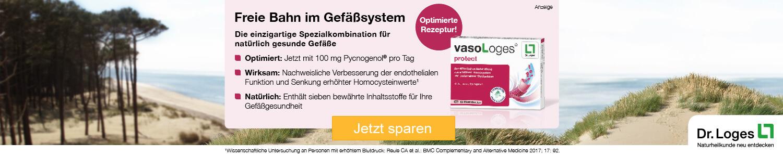 Jetzt vasoLoges protect günstig online kaufen!