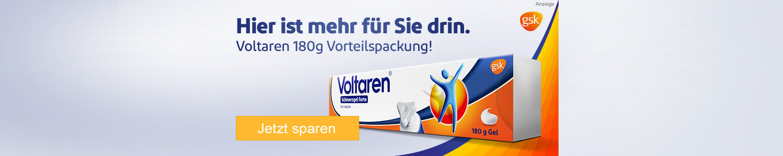 Jetzt Voltaren Schmerzgel forte 23,2 mgg Gel günstig online kaufen!