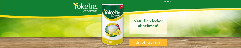 Jetzt Yokebe Vanille günstig online kaufen!