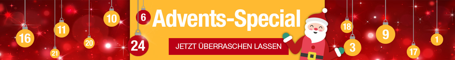 Advents-Special bei apo-discounter.de!