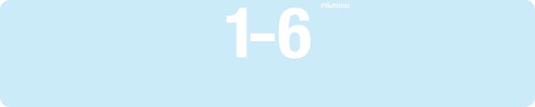 DHU Schüßler-Salz Nr.1-6